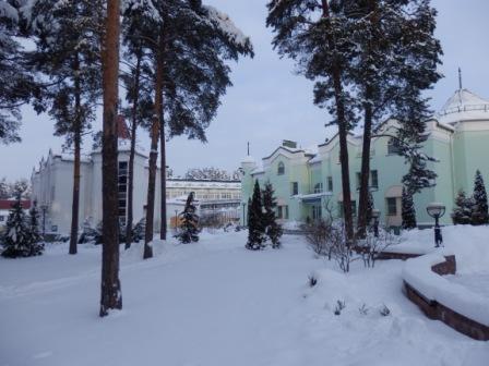 Bialorus - Sanatorium Rozanskie